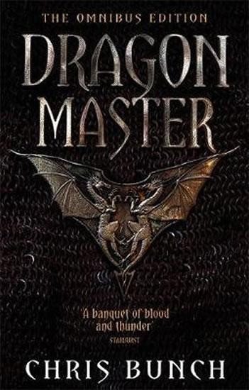 Kniha: Dragonmaster Omnibus - Bunch Chris