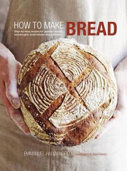 Kniha: How to Make Bread - Hadjiandreou Emmanuel
