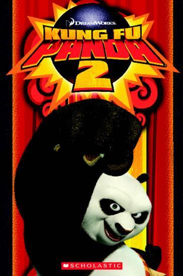 Popcorn ELT Readers 3: Kung Fu 2 Panda The Kaboom of Doom