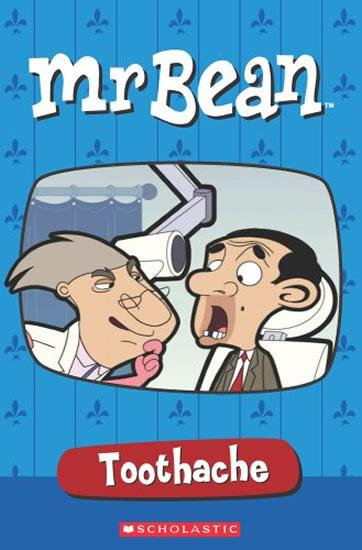 Popcorn ELT Readers 2: Mr Bean Toothache
