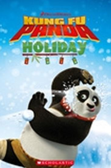Popcorn ELT Readers 1: Kung Fu Panda Holiday with CD