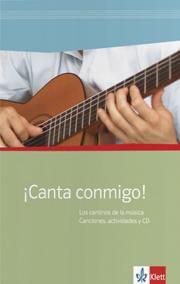 Canta conmigo + CD