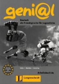 Genial 1 (A1) – Arbeitsbuch + CD