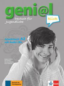 Genial Klick 2 (A2) – Arbeitsbuch + 2CD