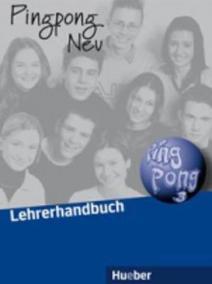 Pingpong neu 3: Lehrerhandbuch