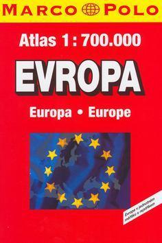 Autoatlas Európa 1: 700 000