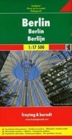Plán města Berlín 1:17 500