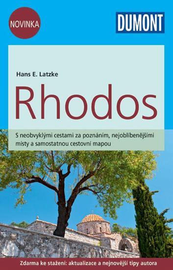 Kniha: Rhodos/DUMONT nová edice - Latuje Hans E.