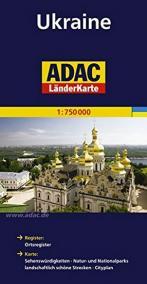 Ukrajina 1:750 000