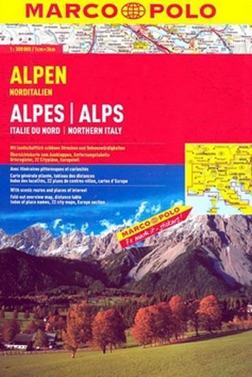 Alpy/atlas-spirála 1:300T MD