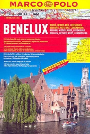 Benelux/atlas-spirála 1:200T MD