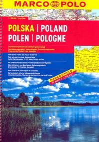 Polsko/atlas-spirála 1:300T MD