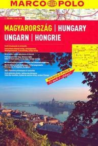 Maďarsko/atlas-spirála 1:300T MD