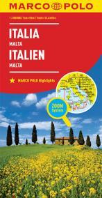 Itálie 1:800T//mapa(ZoomSystem)MD