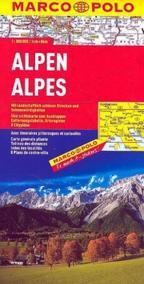 Alpy/mapa 1:800T