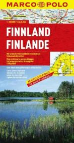 Finsko/mapa 1:850T MD