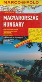 Maďarsko/mapa 1:300T  MD