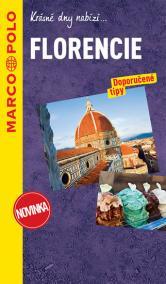 Florencie/  průvodce na spirále s mapou MD