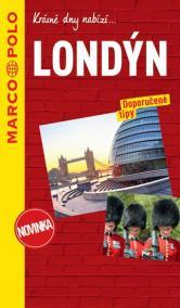Londýn /  průvodce na spirále s mapou MD