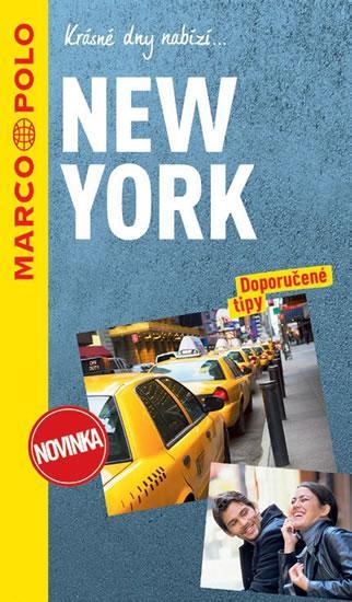 Kniha: New York /  průvodce na spirále s mapou MDautor neuvedený
