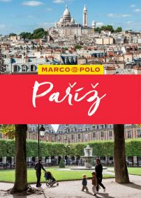 Paříž / průvodce na spirále MD