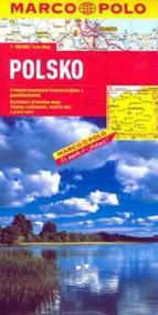 Automapa Polska - 1:800 000