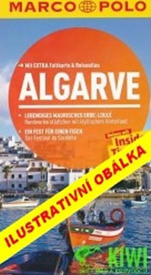 Algarve - Průvodce se skládací mapou