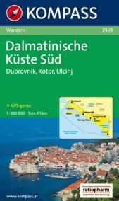 Dalmatinische Küste Süd 2903 / 1:100T NKOM