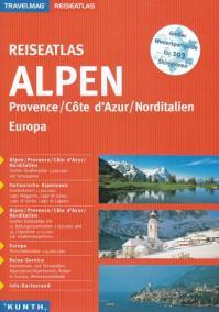 Alpy atlas VWK/ 1:300T