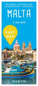 Malta Easy Map