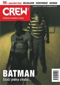 Crew2 - Comicsový magazín 50/2015