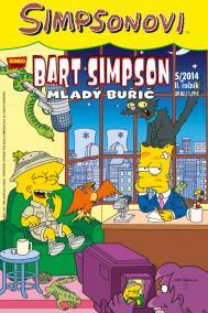 Simpsonovi - Bart Simpson 05/2014 - Mladý buřič