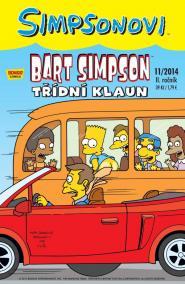 Simpsonovi - Bart Simpson 11/2014 - Třídní klaun