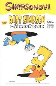 Simpsonovi - Bart Simpson 2/2016 - Záhadný kluk