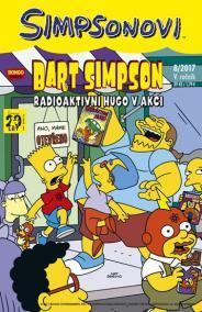 Simpsonovi - Bart Simpson 8/2017 - Radioaktivní Hugo v akci