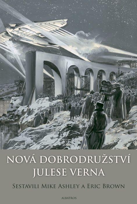 Kniha: Nová dobrodružství Julese Verna - Kniha první - Eric Brown
