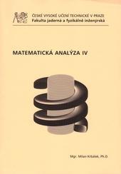 Matematická analýza IV.
