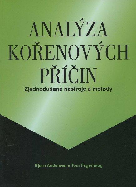 Kniha: Analýza kořenových příčin - Bjorn Andersen