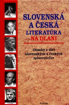 Slovenská a česká literatúra na dlani
