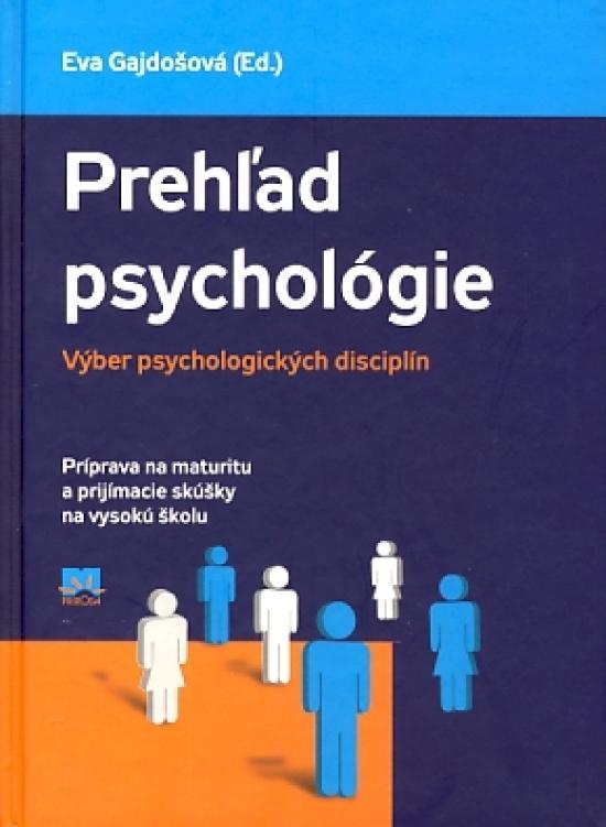 Prehľad psychológie - Výber psychologických disciplín