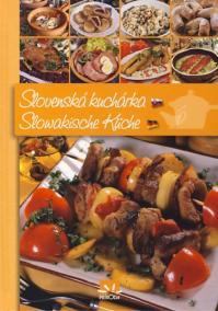 Slovenská kuchárka /Slowakische küche