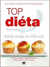 TOP diéta – Ako schudnúť a udržať si hmotnosť bez hladovania