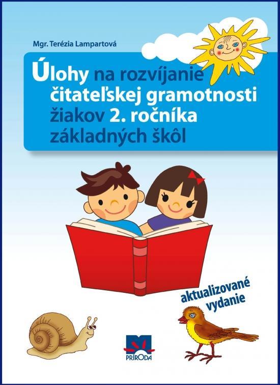 Úlohy na rozvíjanie čitateľskej gramotnosti žiakov 2. ročníka základných škôl - 2.vyd.