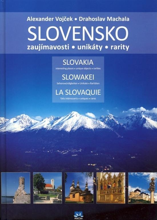 Slovensko - zaujímavosti, unikáty, rarity - 3. vydanie