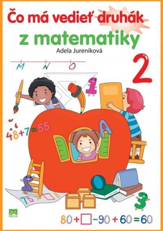 Čo má vedieť druhák z matematiky