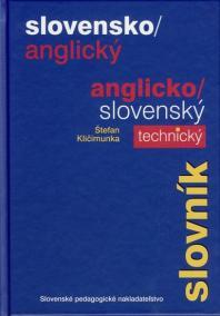 Slovensko/angllický, anglicko/slovenský technický slovník