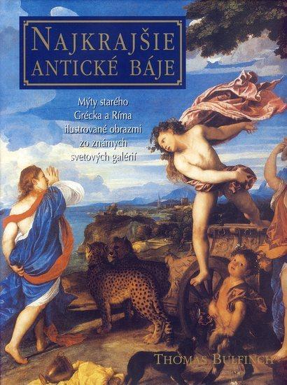 Najkrajšie antické báje - 2. vydanie