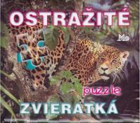 Ostražité zvieratká - puzzle