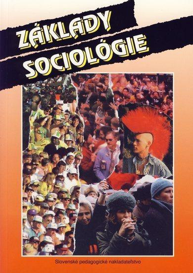 Základy sociológie - 4. vydanie
