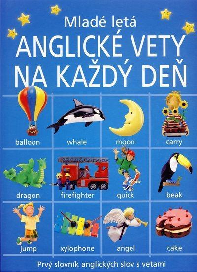Anglické vety na každý deň - 2. vydanie